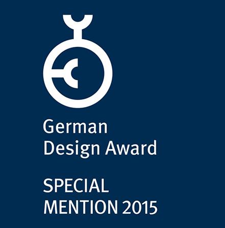 German Design Award Special Mention 2015.jpg