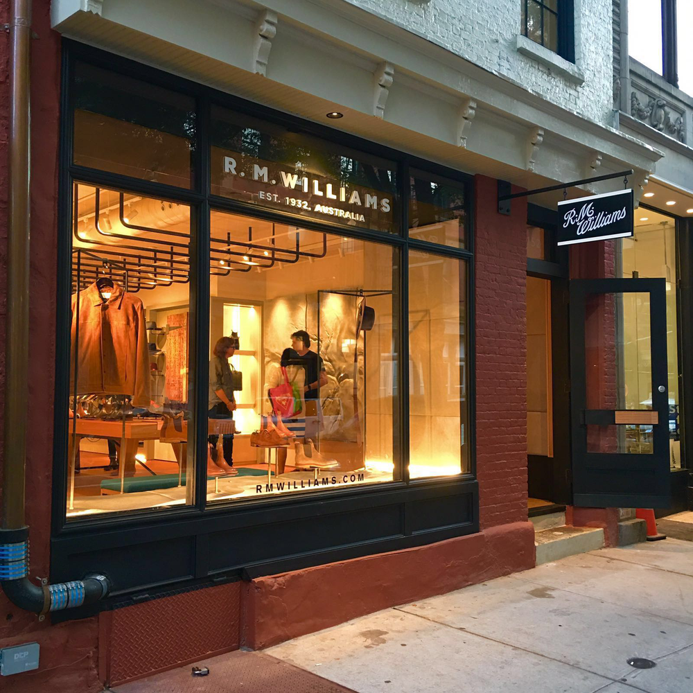 RM Williams Store