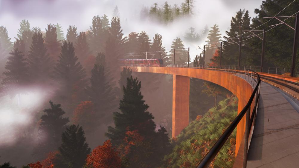 Clarens Viaduct Bridge