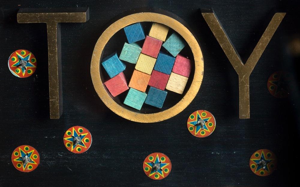 Toy (detail)
