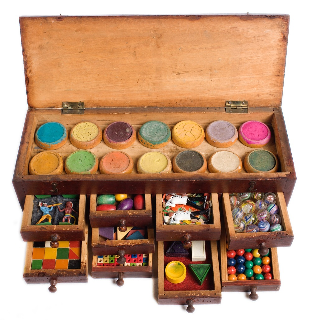 Wolfson's Colour Box