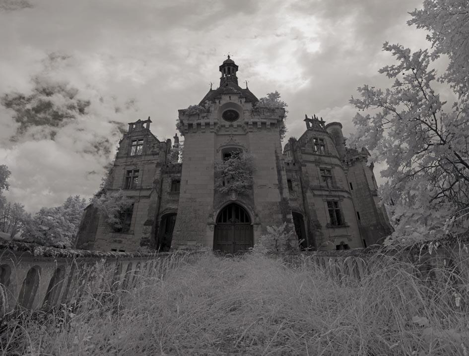 Château de la Mothe-Chandeniers 2