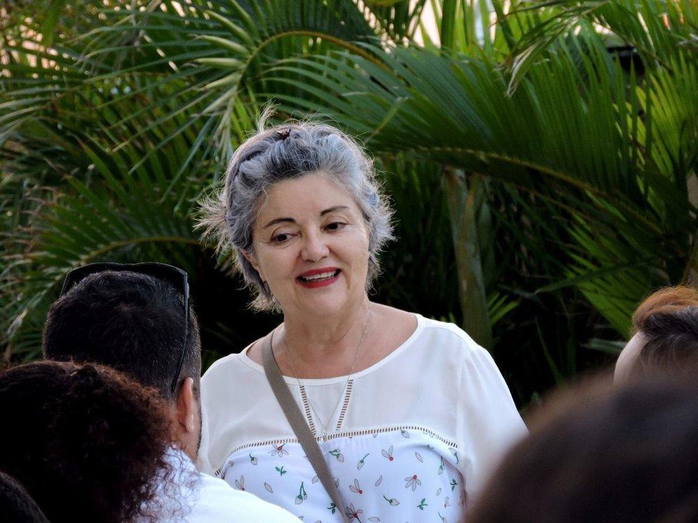 Maria do Carmo Mendez (Carmencita)