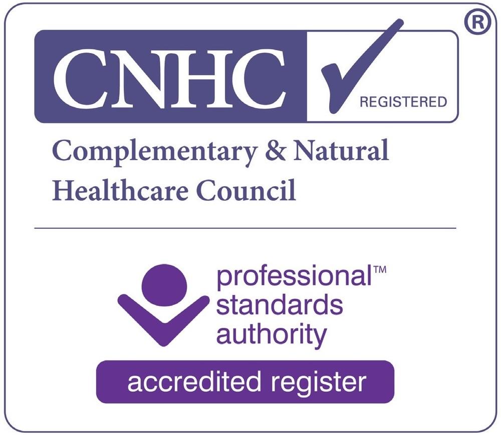 cnhc registered for reiki Sue Walsh