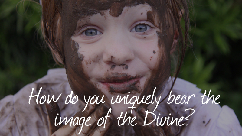 Glorious - How do you uniquely bear the image of the Divine?