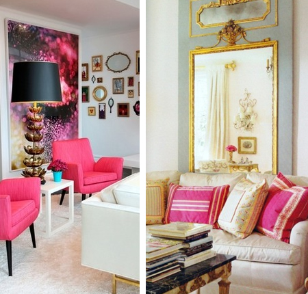 Trendy Tuesday ~ Color Combos: Pink U0026 Gold Part 86