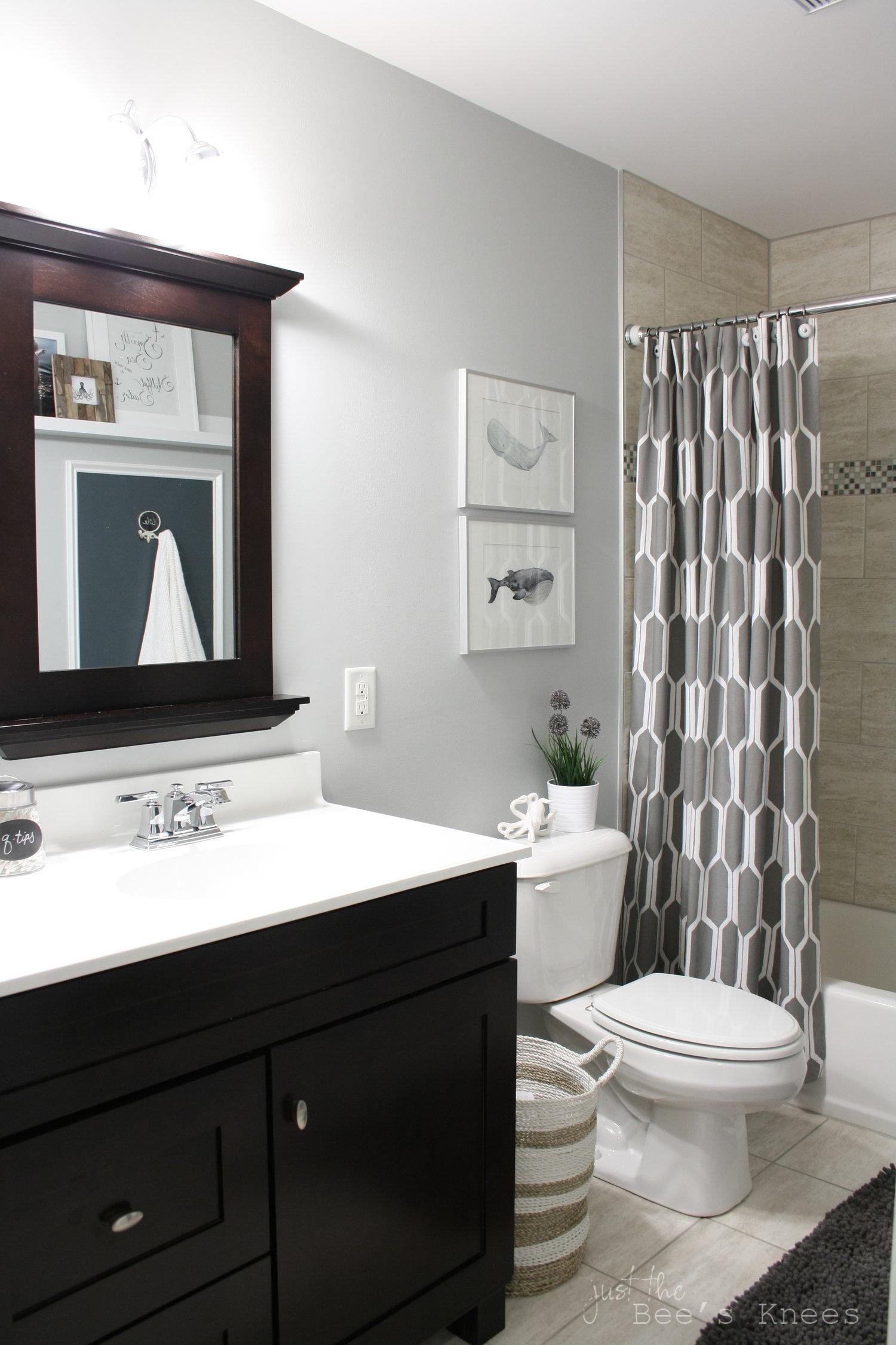 The Boys Bathroom Room Reveal Interiors By Sarah Langtry