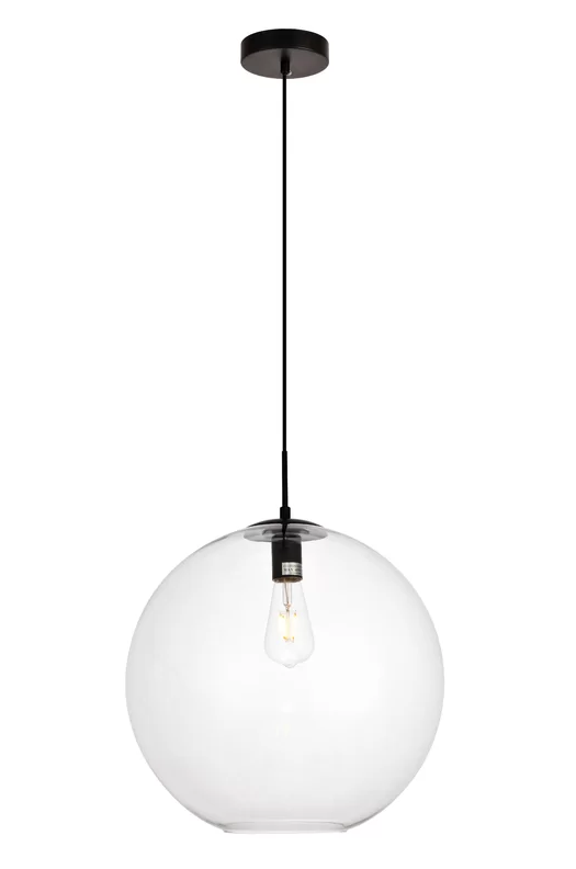 Mullinix 1-Light Globe Pendant