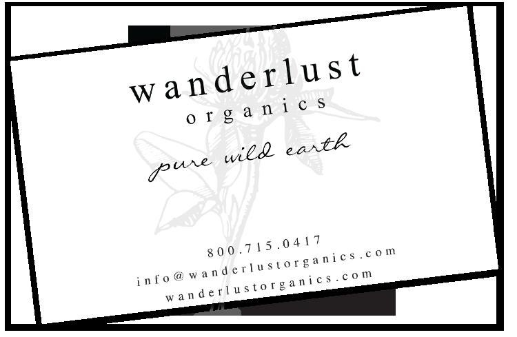Wanderlust Organics | Mercer, WI