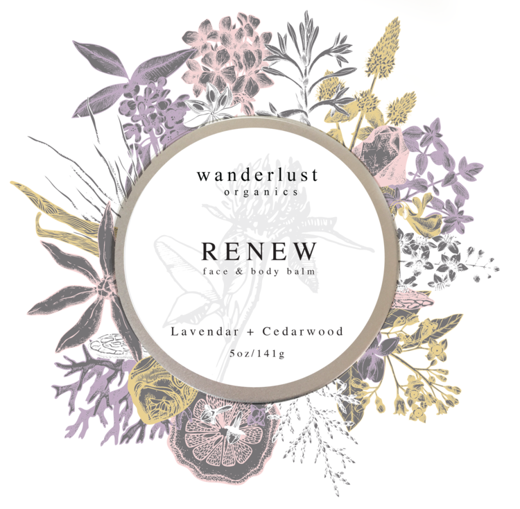 Natural Organic Skincare | Non-Toxic Body Products | Wanderlust Organics