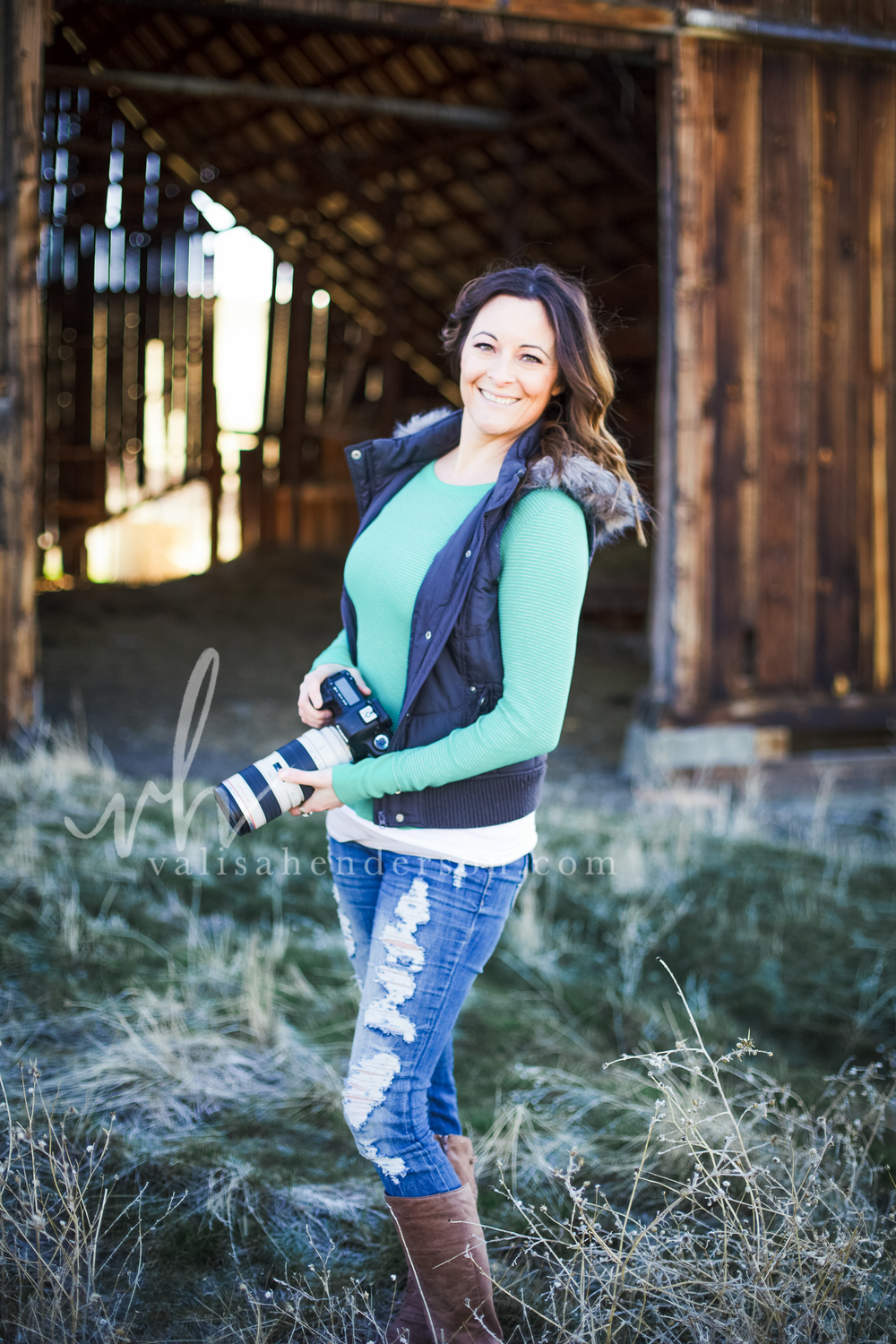 Siskiyou County Portraits