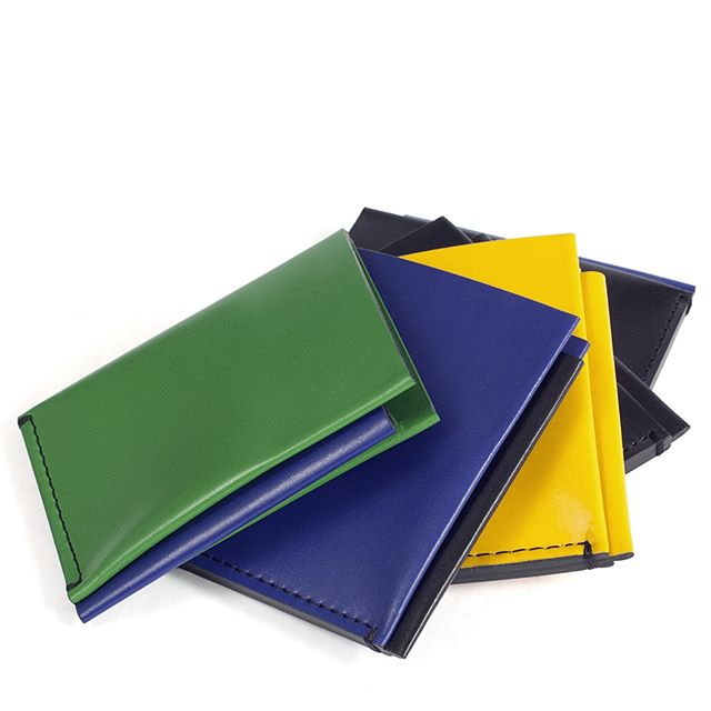 STELLAR JAY card wallet in colors!