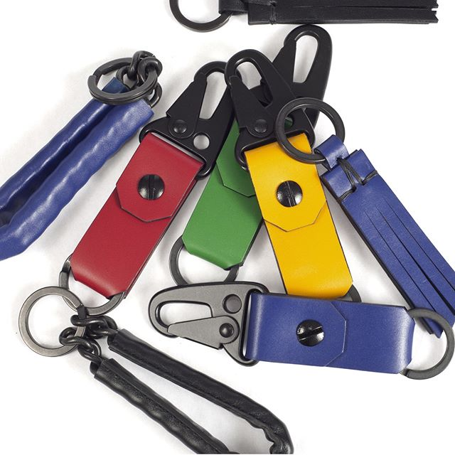 Key chains and fobs in color!