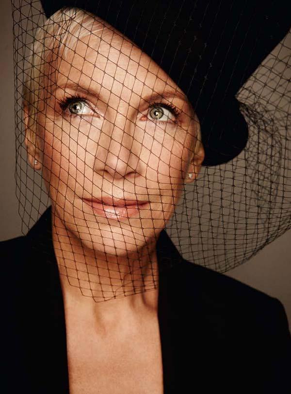 Harper's Bazaar / Annie Lennox