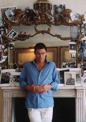 Harper's Bazaar / Dominic West