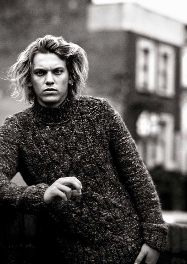 Harper's Bazaar / Jamie Campbell Bower