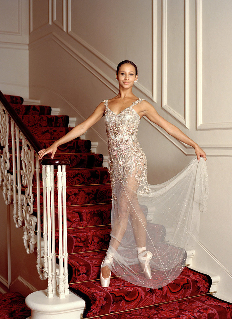 British Vogue / Francesca Hayward