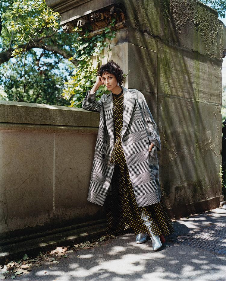 British Vogue / Yasmin Sewell