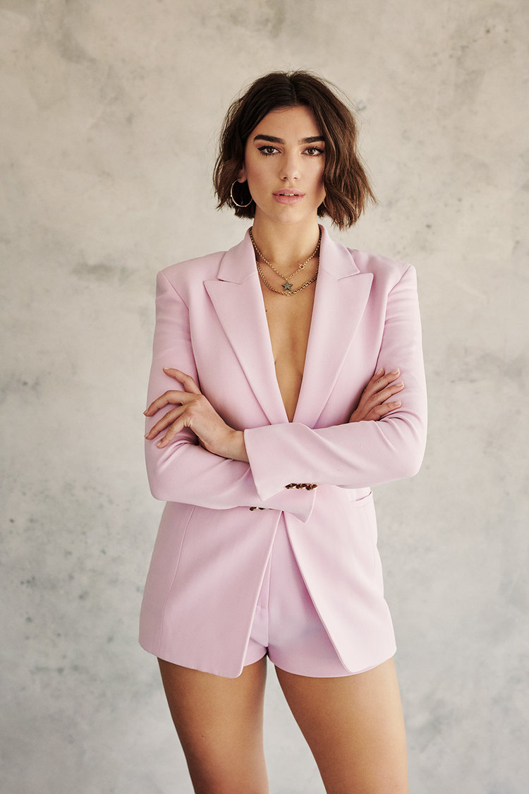 British Vogue - Dua Lipa