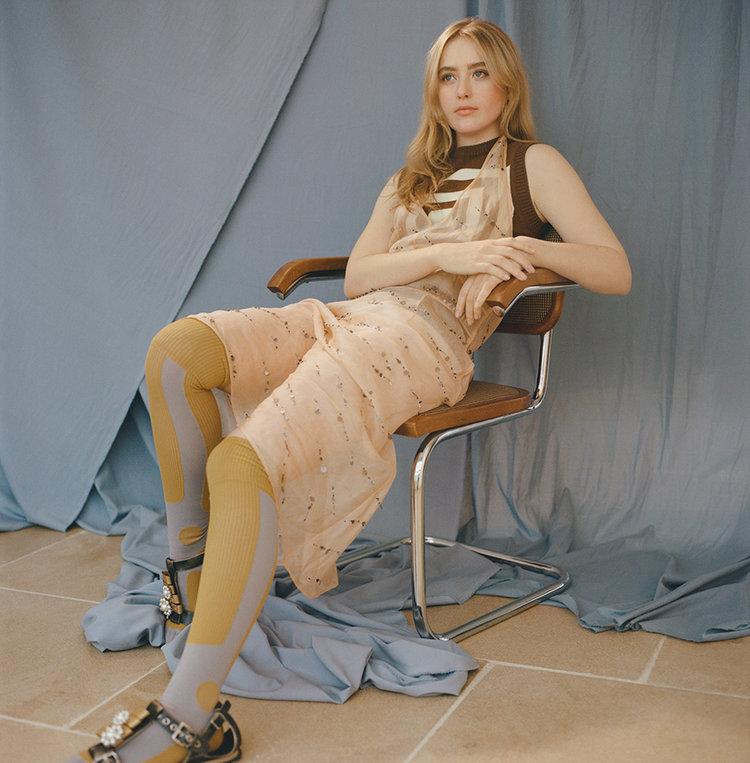 Sunday Times Style - Kathryn Newton