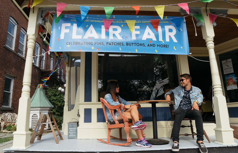"Take Magazine - Read more about Flair Fair in ourfeature in Take Magazine.""A Fair For Flair"""