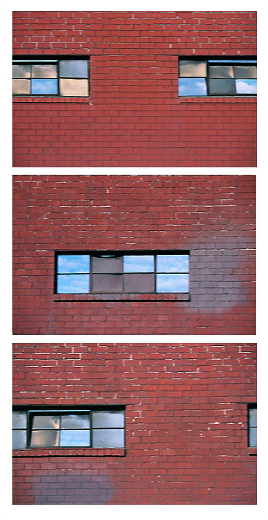Freeway Wall, I-880 N., Oakland, CA