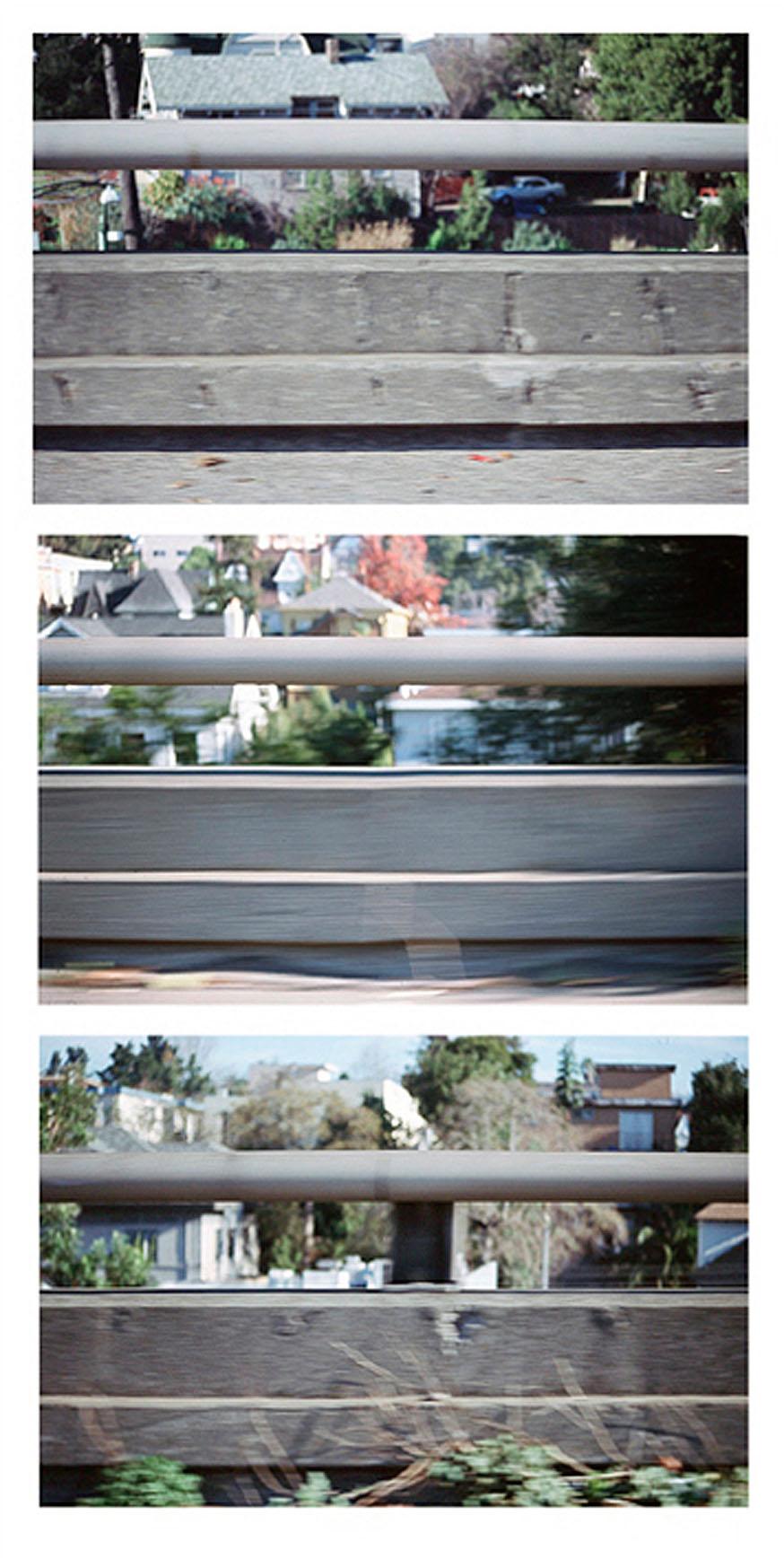 Houses, I-580, Oakland, CA