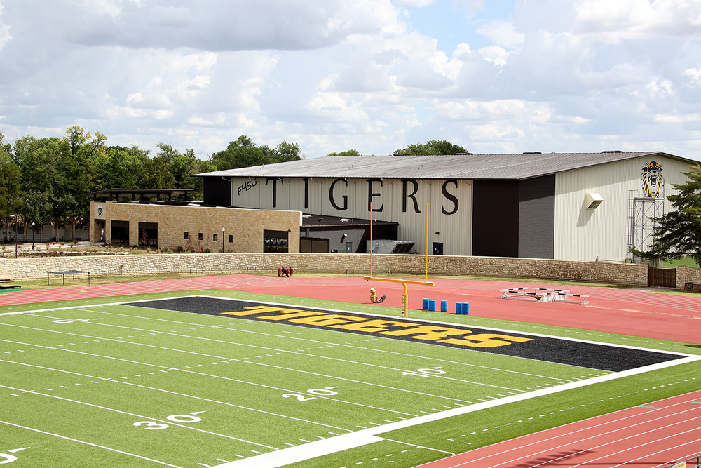 FHSU Indoor Training Exterior.jpg