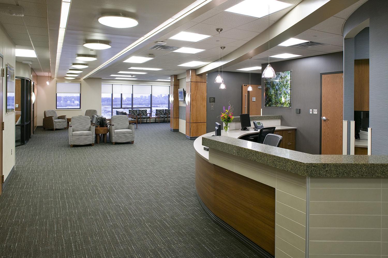 NKCH Cardiac Center Lobby Waiting
