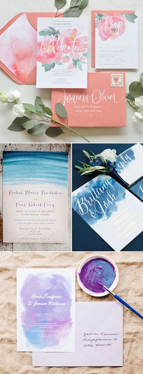 Credits (left to right from the top): Jessica Haley Photography / Julie Song Ink / Starboardpress on Etsy / Ivory House Creative (photo by Henry Photography) / Bestdayever.fi