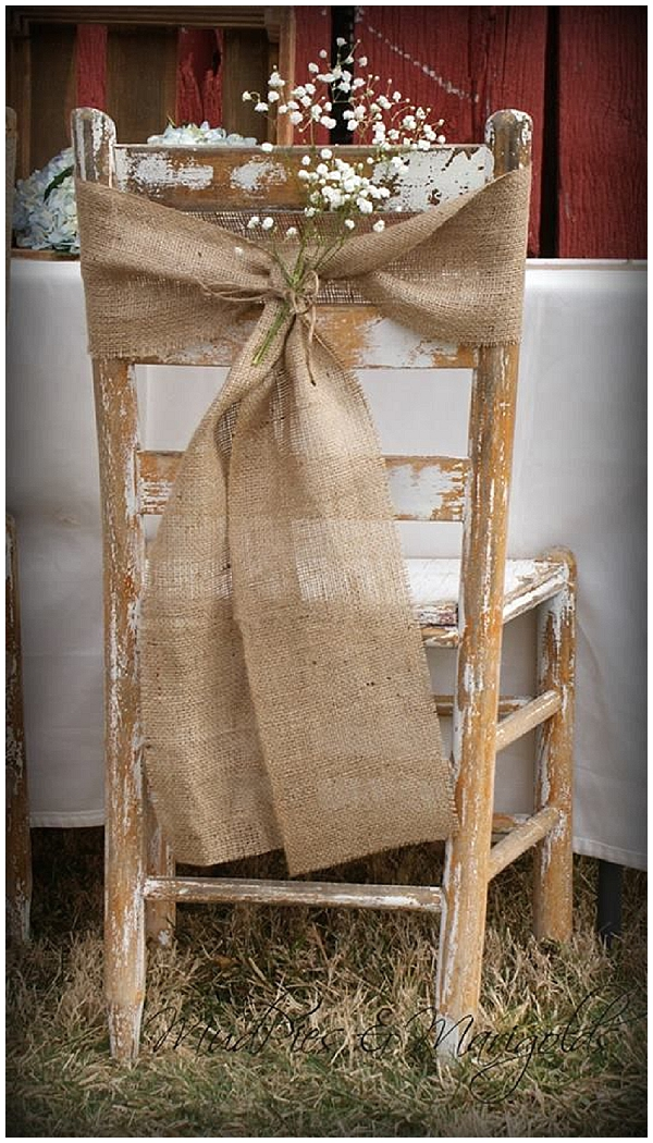 http://blog.theweddingofmydreams.co.uk/2014/05/40-hessian-wedding-ideas/
