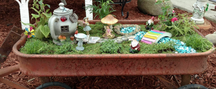 10 of Our Favorite Fairy Gardens – Made by you! — Prairie Gardens