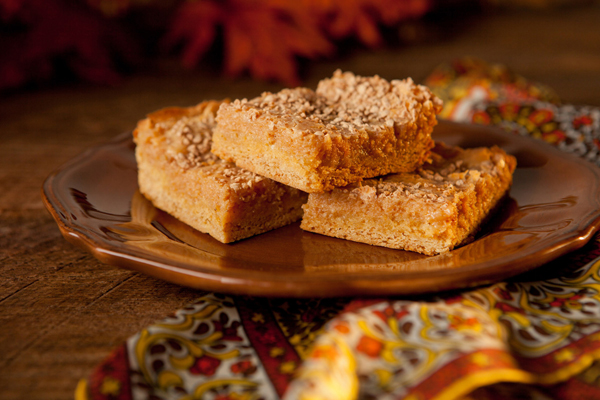 Pumpkin Bars from Wind & Willow