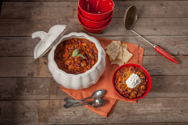 Pumpkin Chili from Wind and Willow