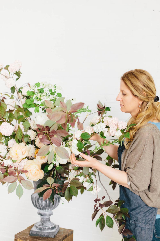 Sanela Osmalagic - Abeille Fleuriste