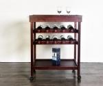 Serving cart with wine rack.jpg