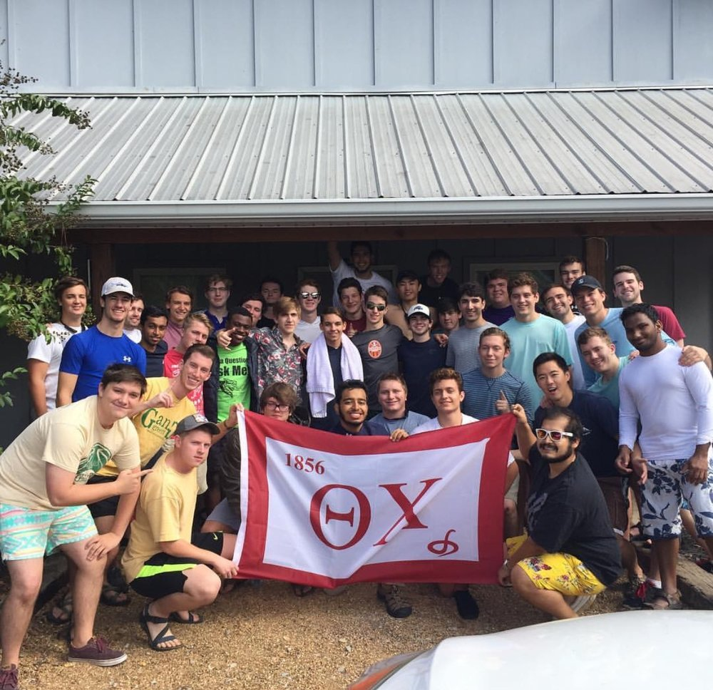 Ocoee Brotherhood Retreat, Fall 2016
