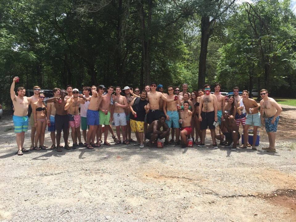 Cahaba River Float, Summer 2016