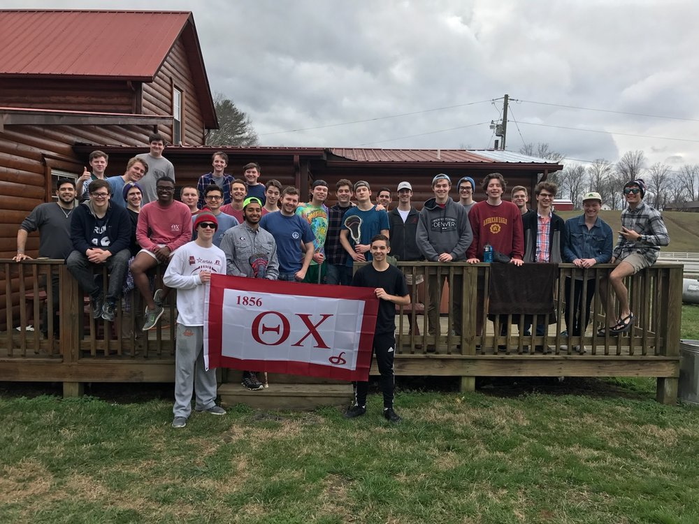 Gatlinburg Brotherhood Retreat, Spring 2017