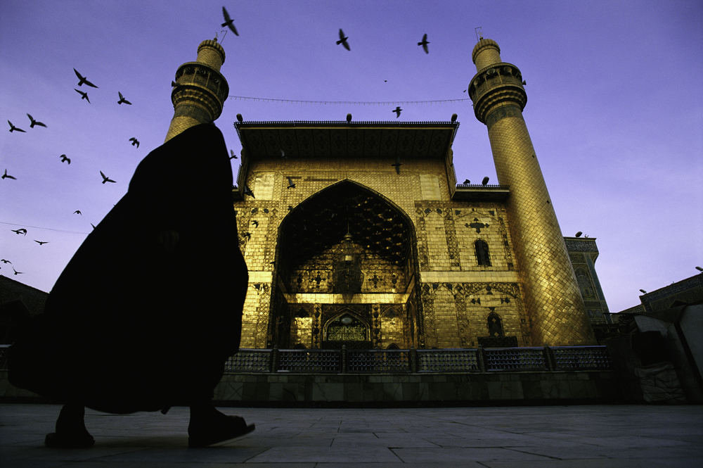 NATIONAL GEOGRAPHIC:    THE SHIITES OF IRAQ: REACHING FOR POWER