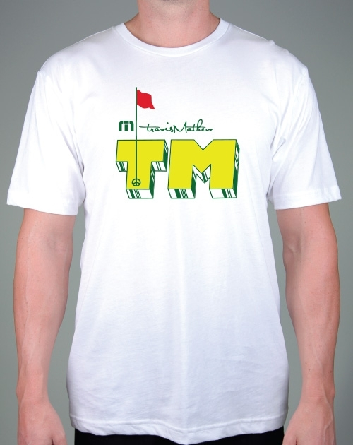 Travis Mathew's T-Shirt of the month - April
