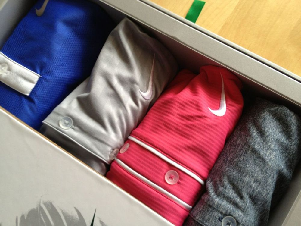 Nike Golf - The Box - Rory McIlory's Scripting