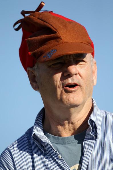 Bill Murray s Elmer Fudd Hat is truly something to behold — Chapeau Noir 8b9cfc646f3