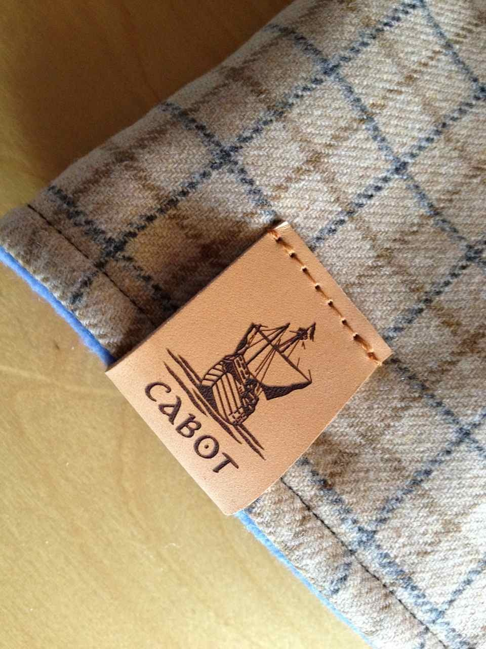 Cabot Links headcover by Seamus Golf