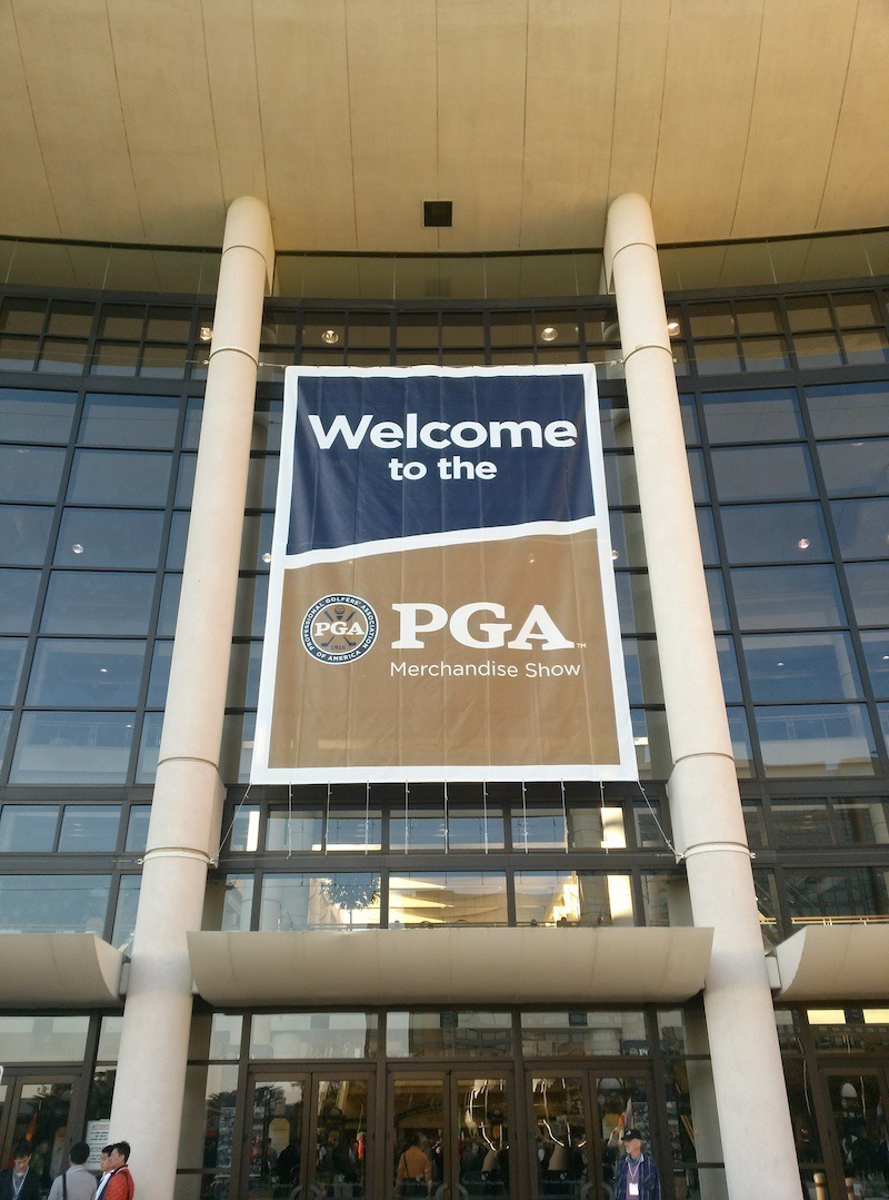 Welcome to the 2013 PGA Show
