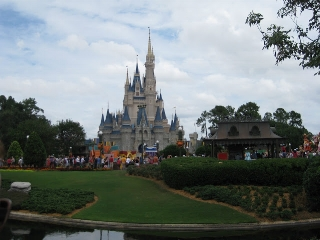 Oct 17 - Magic Kingdom