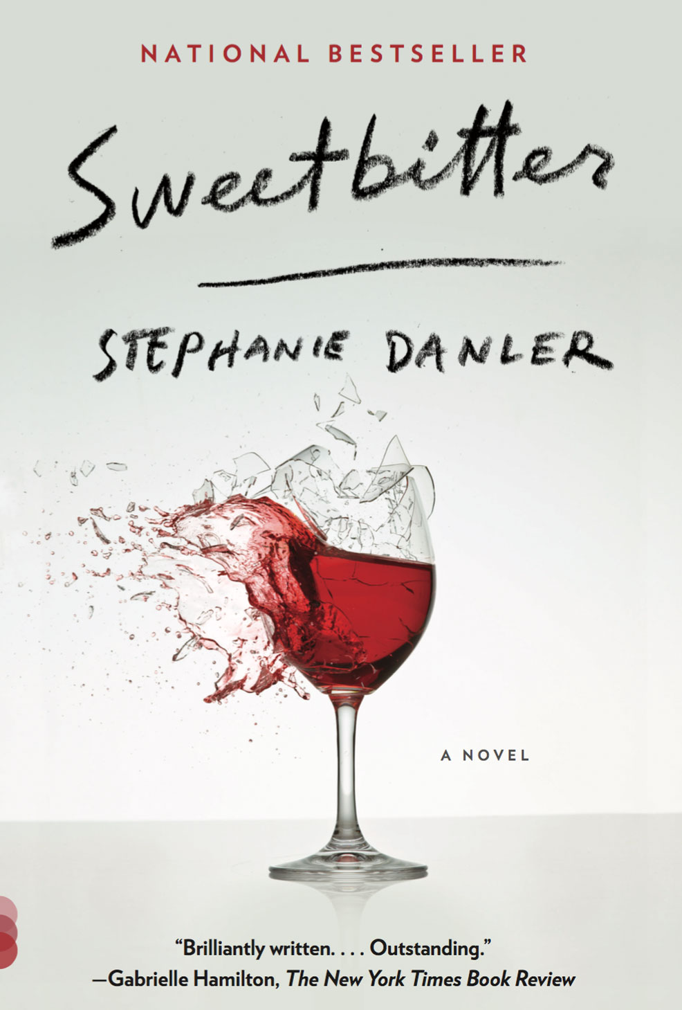 Stephanie Danler book cover