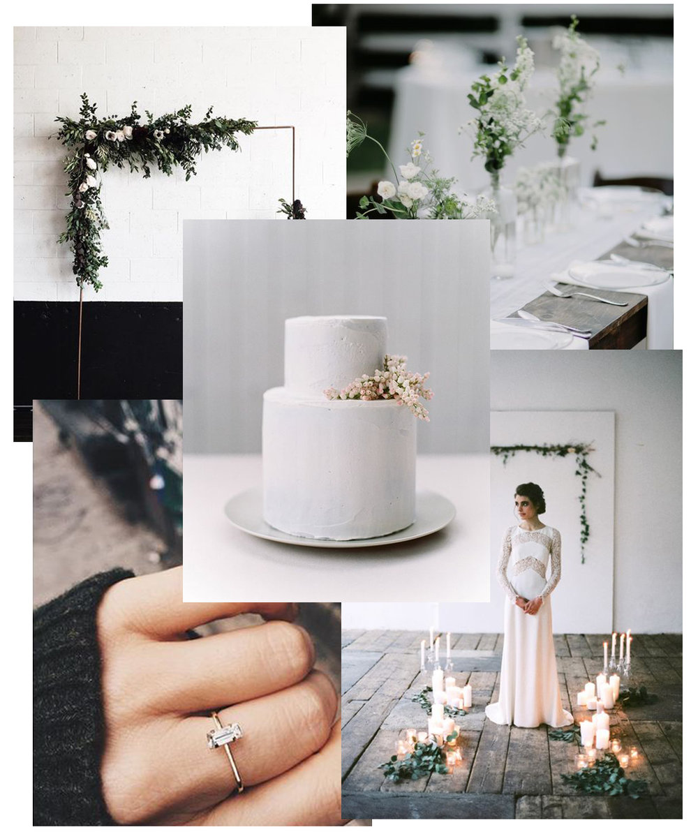 images via Brides.com, Brit & Co, Pinterest