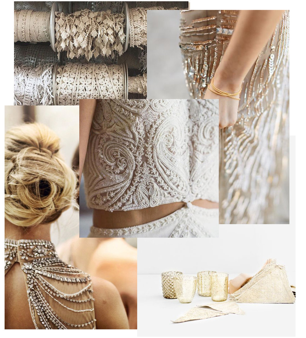 images via Style Me Pretty, Pinterest, BHLDN, The Lane