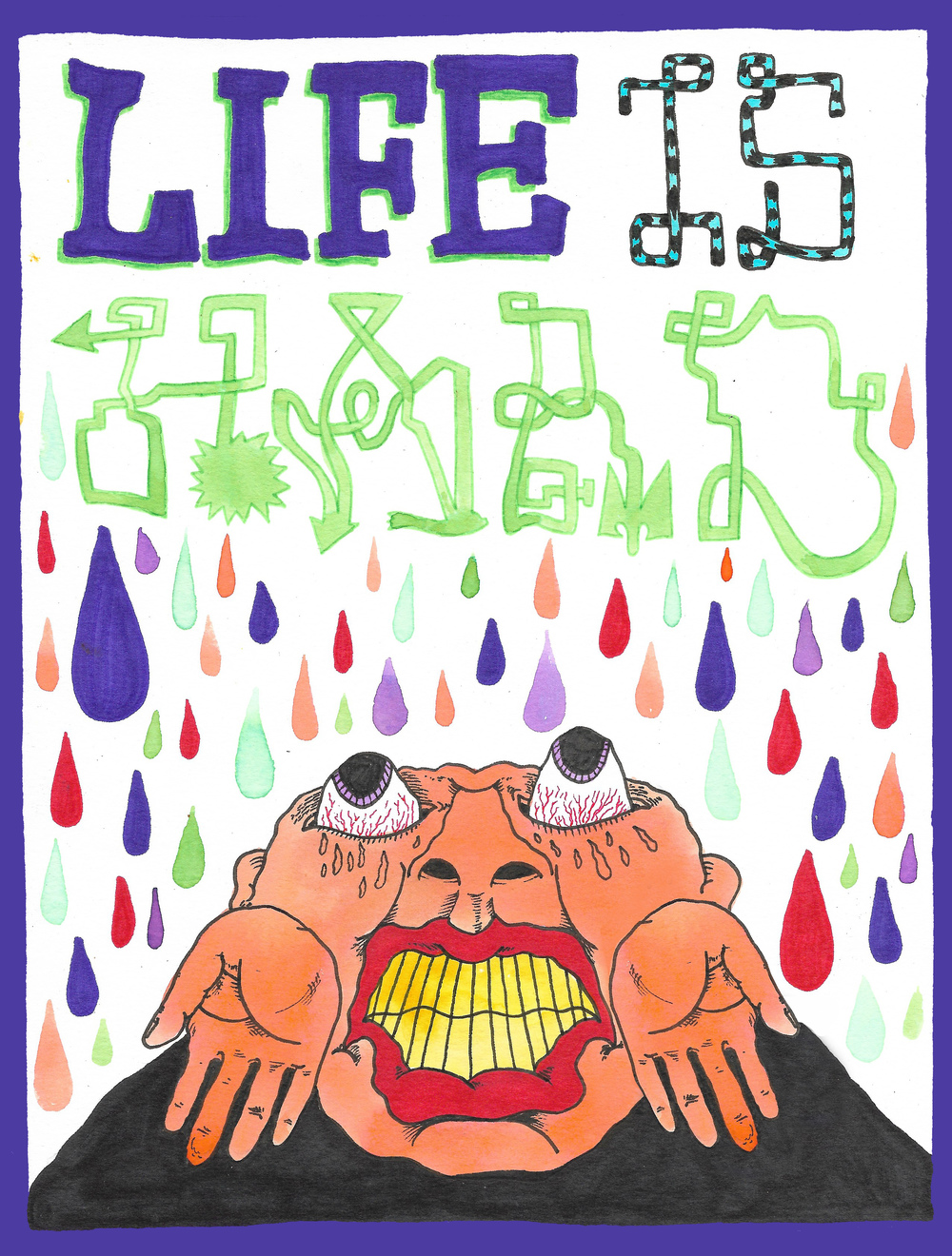 """Life Is Hard"""